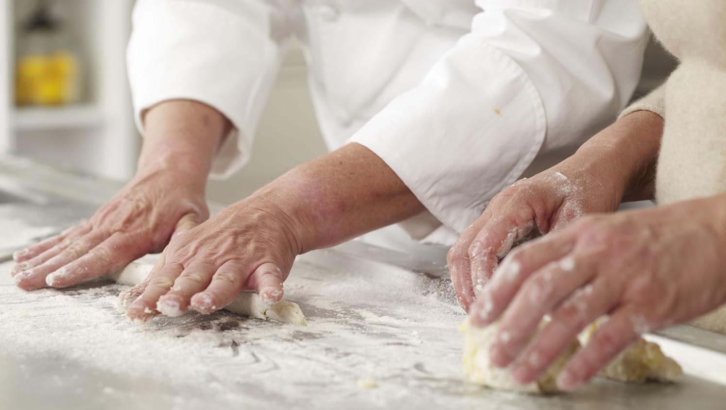 Pamela Keith Cooking Class