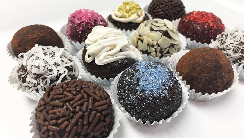 Chocolate Truffle Food Decorating Kit